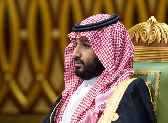 <p>Crown Prince Mohammed bin Salman</p>
