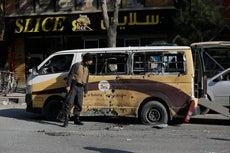 Al menos 8 muertos y varios heridos en Kabul por ataque con morteros