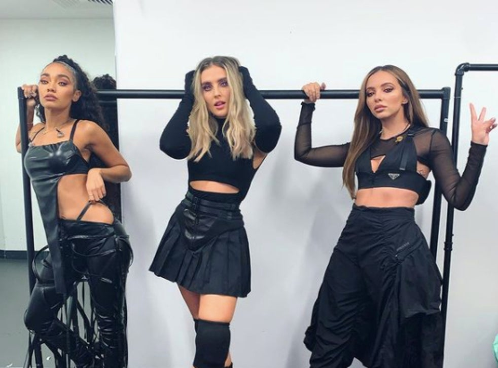 <p>Little Mix share first photo without Jesy Nelson</p>
