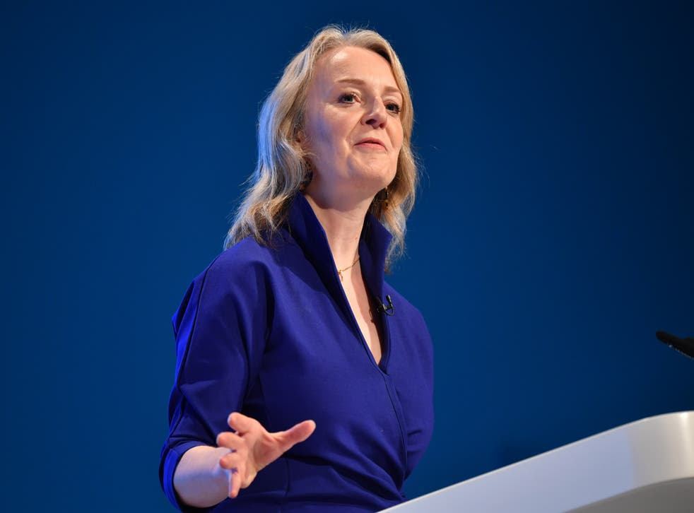 <p>Minister for Women and Equalities Liz Truss appointed Jessica Butcher last week</p>