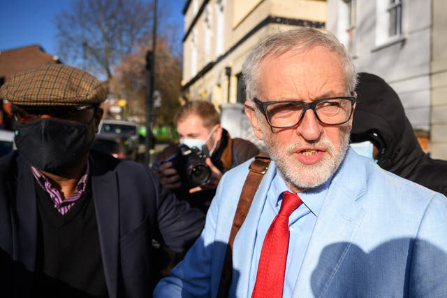 <p>The former leader is a Labour Party member, but not a Labour MP</p>