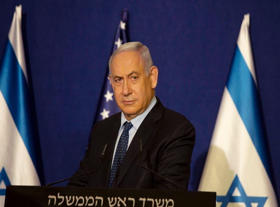 ISRAEL POLITICA