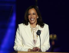 Kamala Harris among nominees for Time 100 Person of the Year