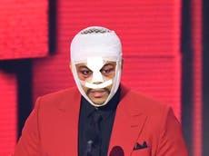 The Weeknd critica a los Grammy