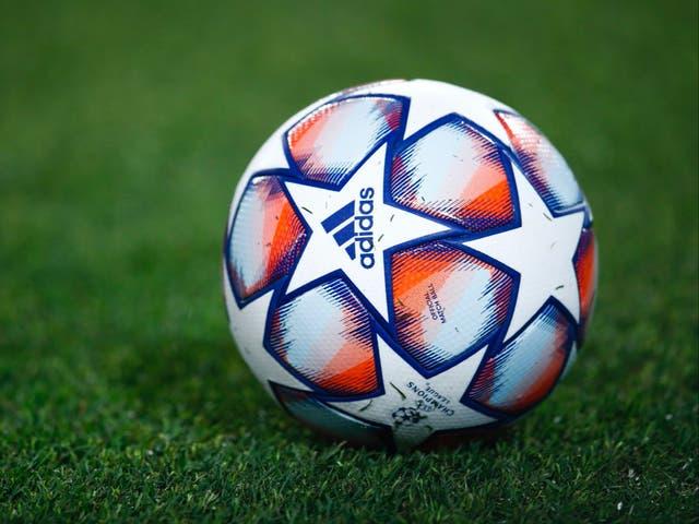 El balón de la Champions League 2020/21