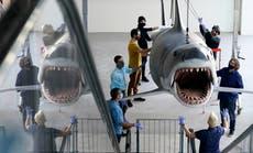 """Bruce, el último """"Tiburón"""", llega al Museo de la Academia"""
