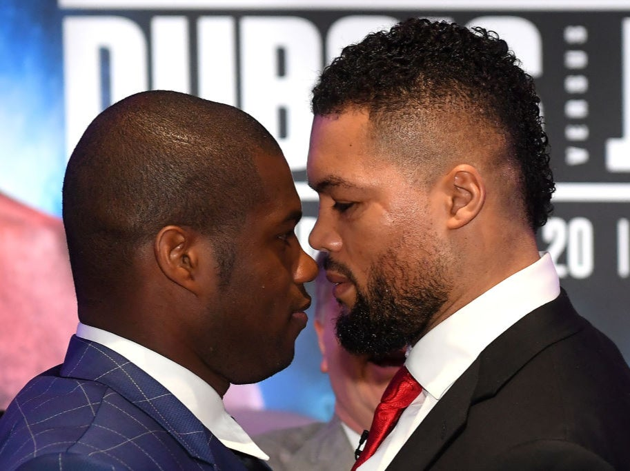 Dubois vs Joyce LIVE: Stream, latest updates and how to watch online