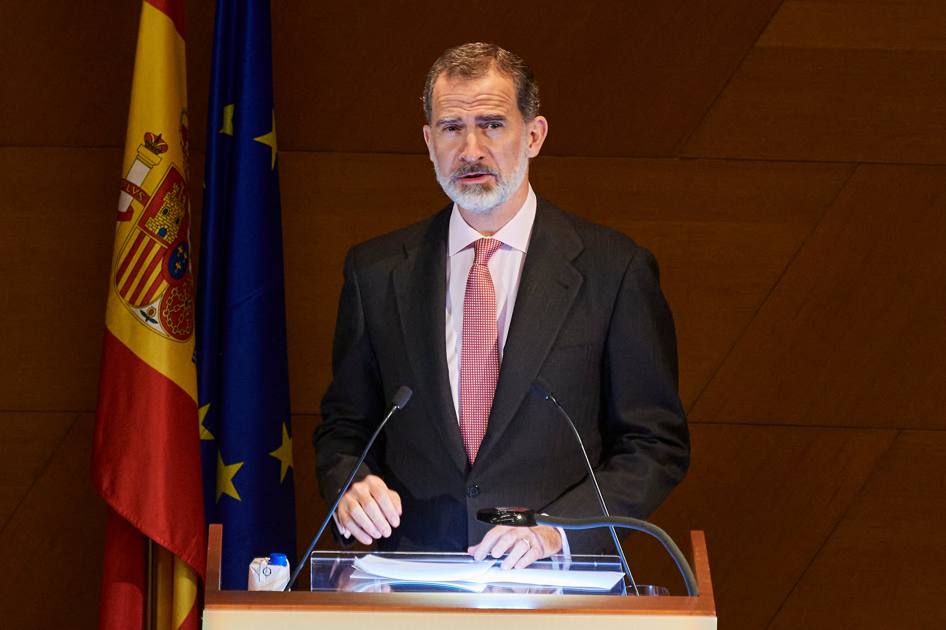 Spain's King Felipe in quarantine after Covid exposure