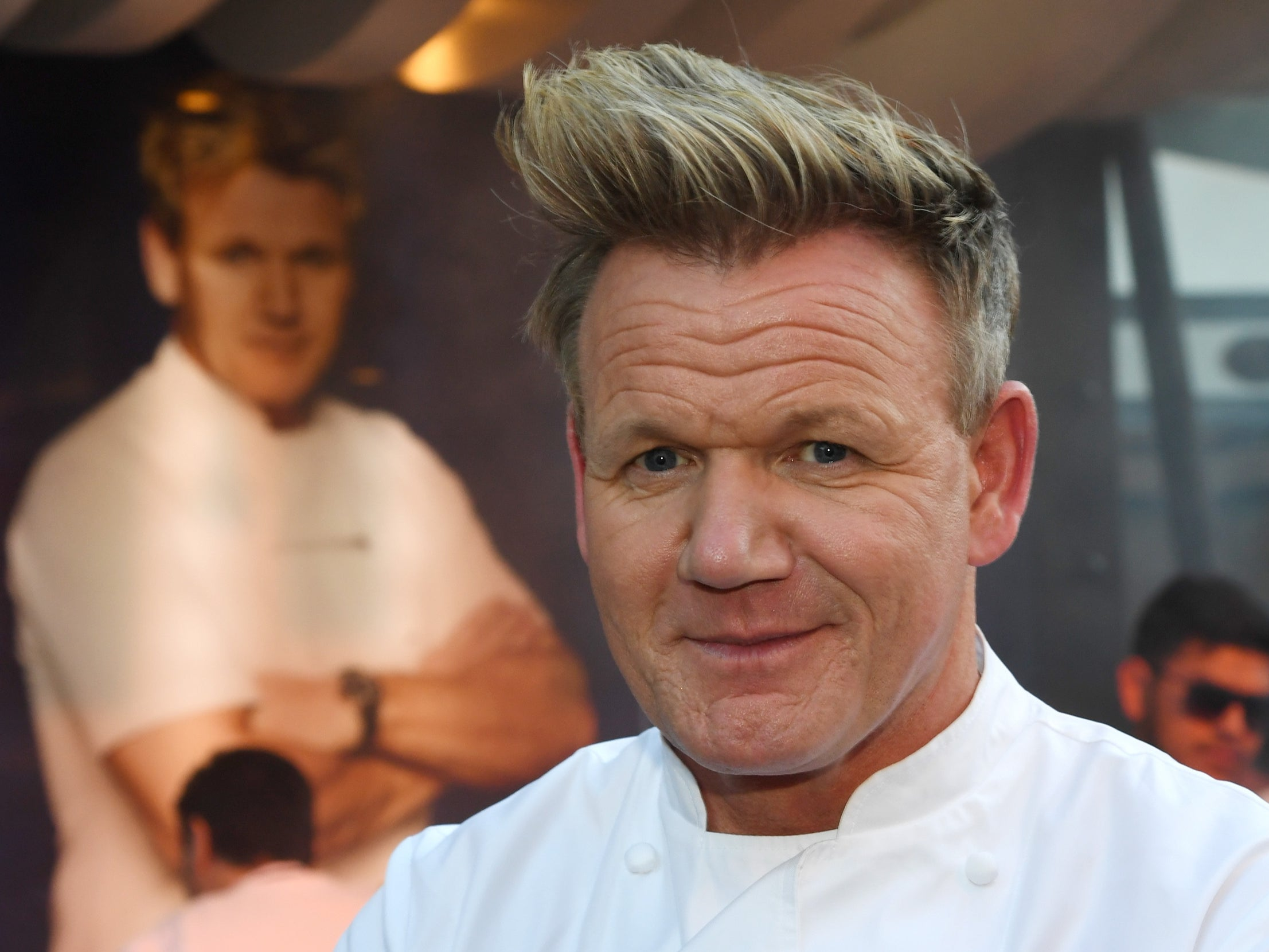 Gordon Ramsay is selling an £80 burger at his new restaurant