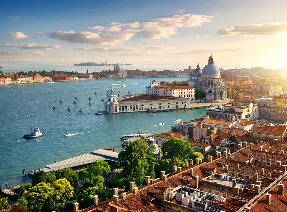 <p>Holidays to Venice could be possible this month</p>