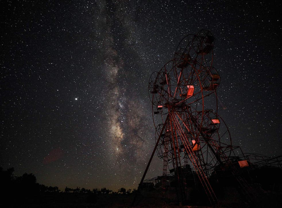 <p>Los investigadores descubrieron que la Vía Láctea no está relativamente estática como se creía</p>