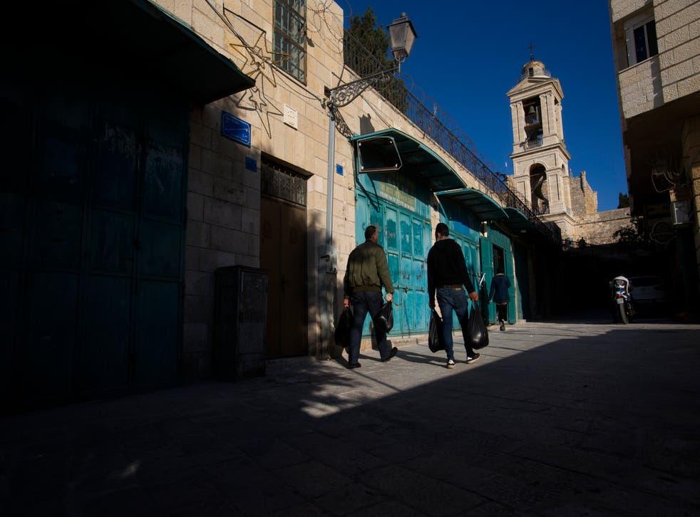 Economía palestina