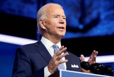 Biden unveils first cabinet members to 'reassert' US as global leader