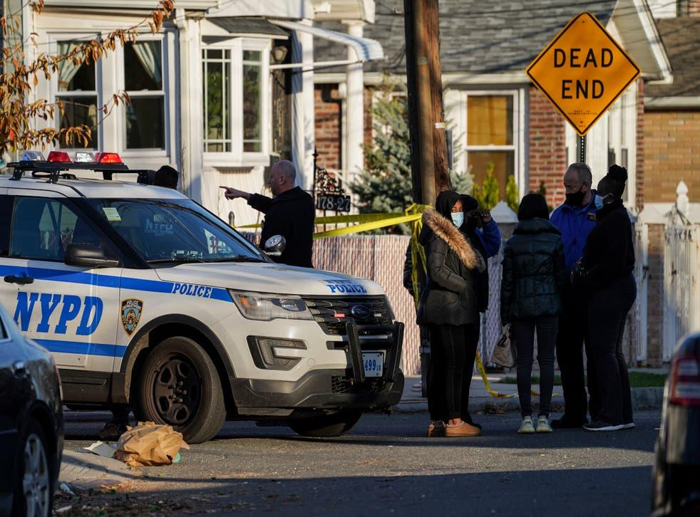 Officers Shot New York