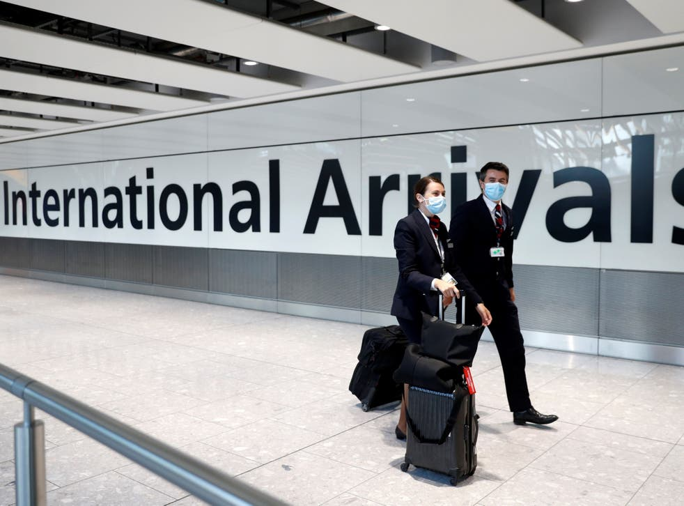 <p>Business travellers could be exempt from quarantine under new government plans</p>