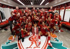 Four Liverpool players nominated for Fifa Best award