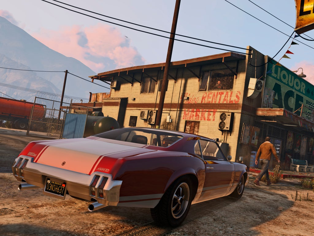Grand Theft Auto remastered trilogy announced by Rockstar games