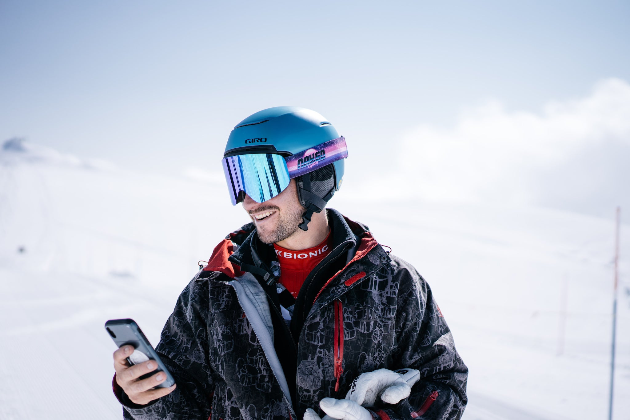 How a 'digital ski coach' under your feet can transform your technique