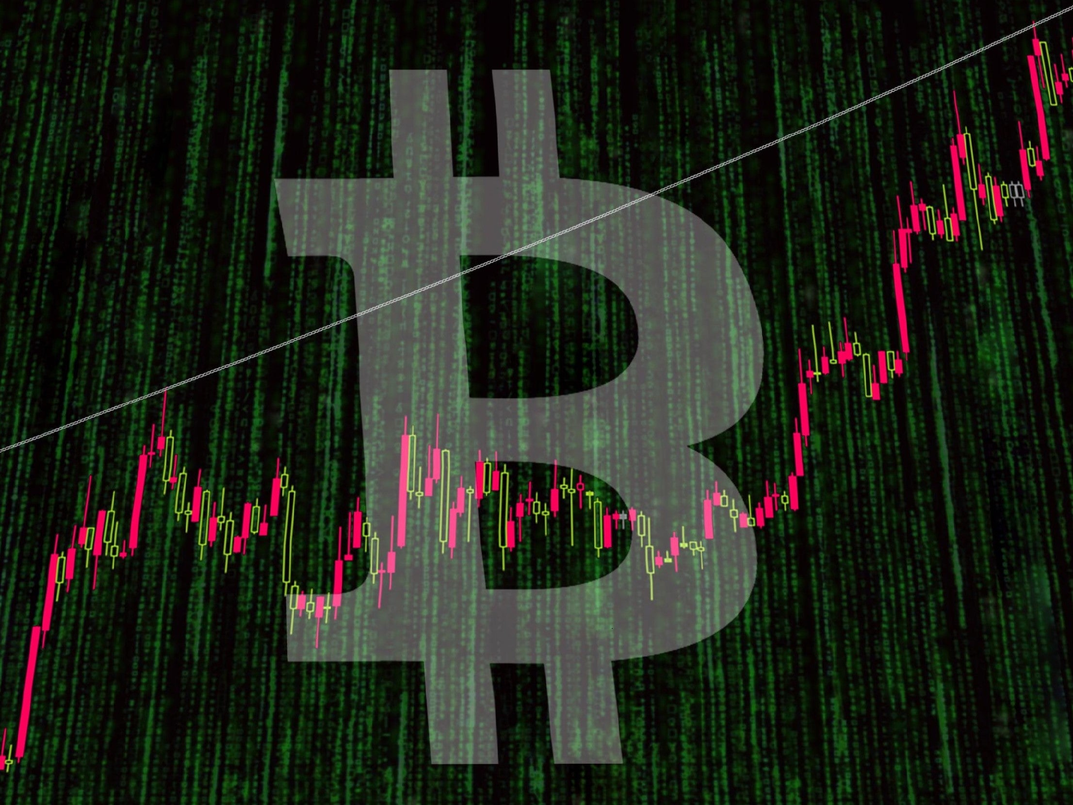 Bitcoin price - LIVE: Cryptocurrency value steadies after spectacular crash