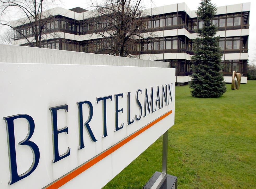 Germany Bertelsmann Simon and Schuster