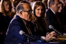 Rudy Giuliani buscaría ser indultado por Donald Trump