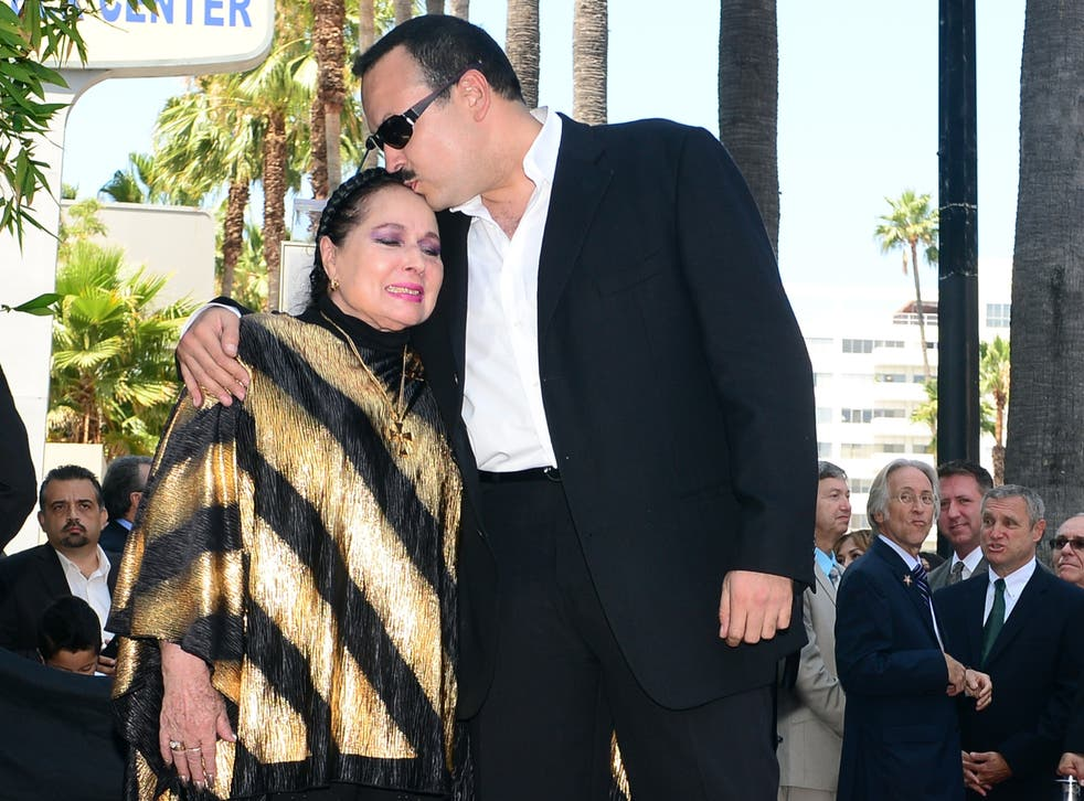<p>Flor Silvestre y Pepe Aguilar.</p>