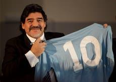 Ex jugador de América revela detalles de su relación con Maradona