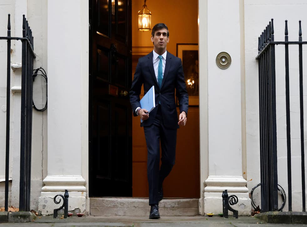 <p>Sunak is under pressure &nbsp;from all sides to drag the UK out of worsening economic turmoil</p>