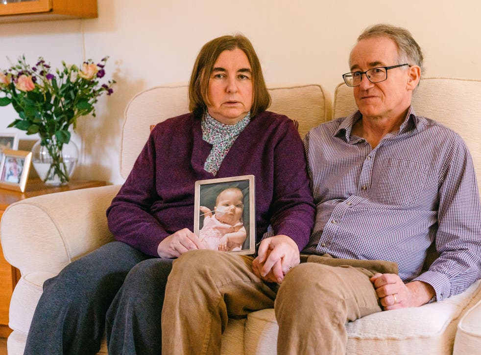 Anne and Graeme Dixon have fought for two decades to get the truth about what happened to their daughter Lizzie