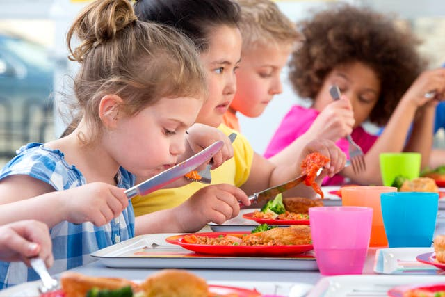 Means testing for free school meals is designed to prevent people accessing support