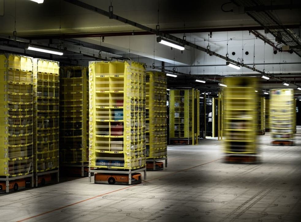 Amazon is increasingly using robots to staff its warehouses and fulfilment centres, meaning Black Friday 2020 strikes and protests may be less effective than previous years