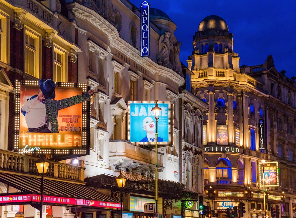 Many UK theatres have remained closed throughout the pandemic