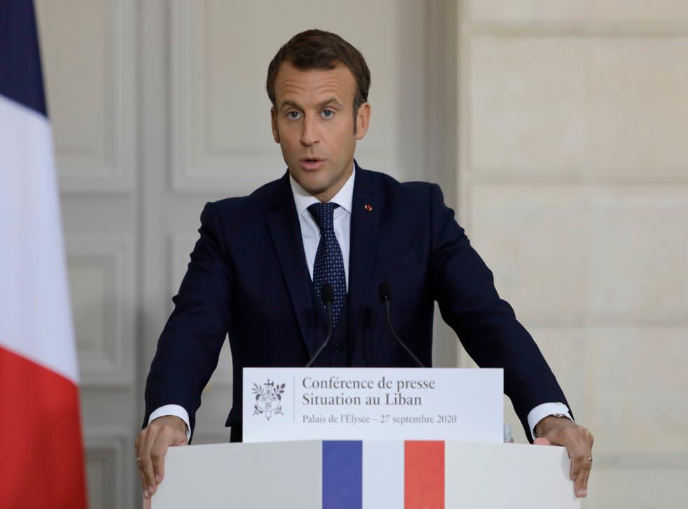 France UN Lebanon