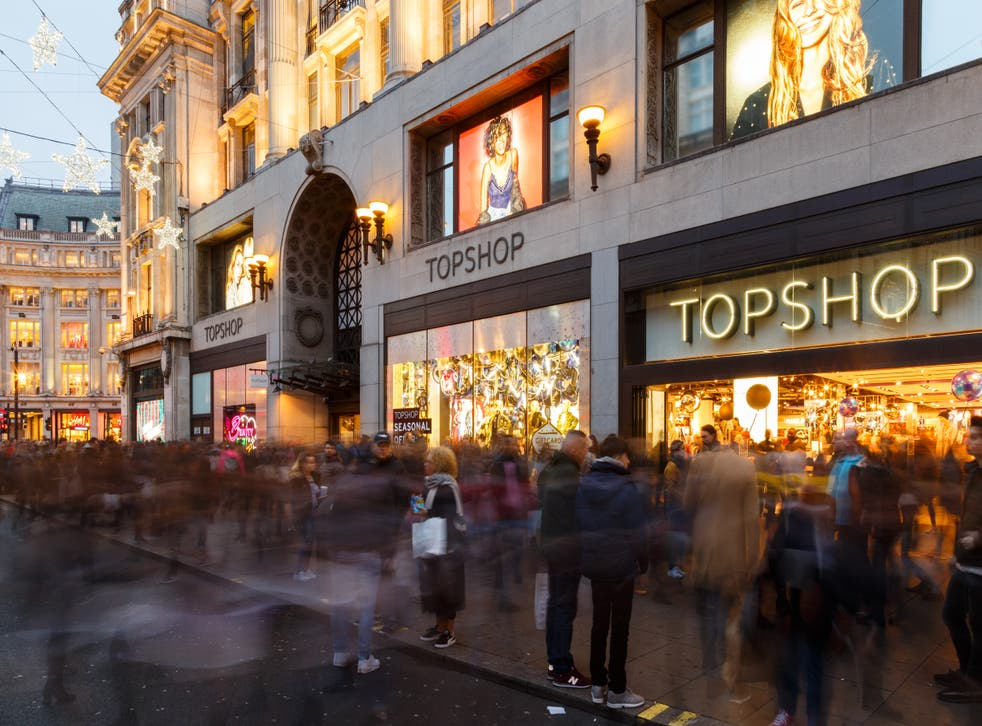 <p>The trip to Topshop was a suburban Saturday pilgrimage</p>