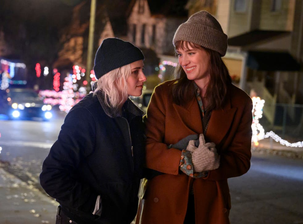 Rockin' around the Christmas LGBTree: Stewart and Davis play yuletide lovers in Happiest Season
