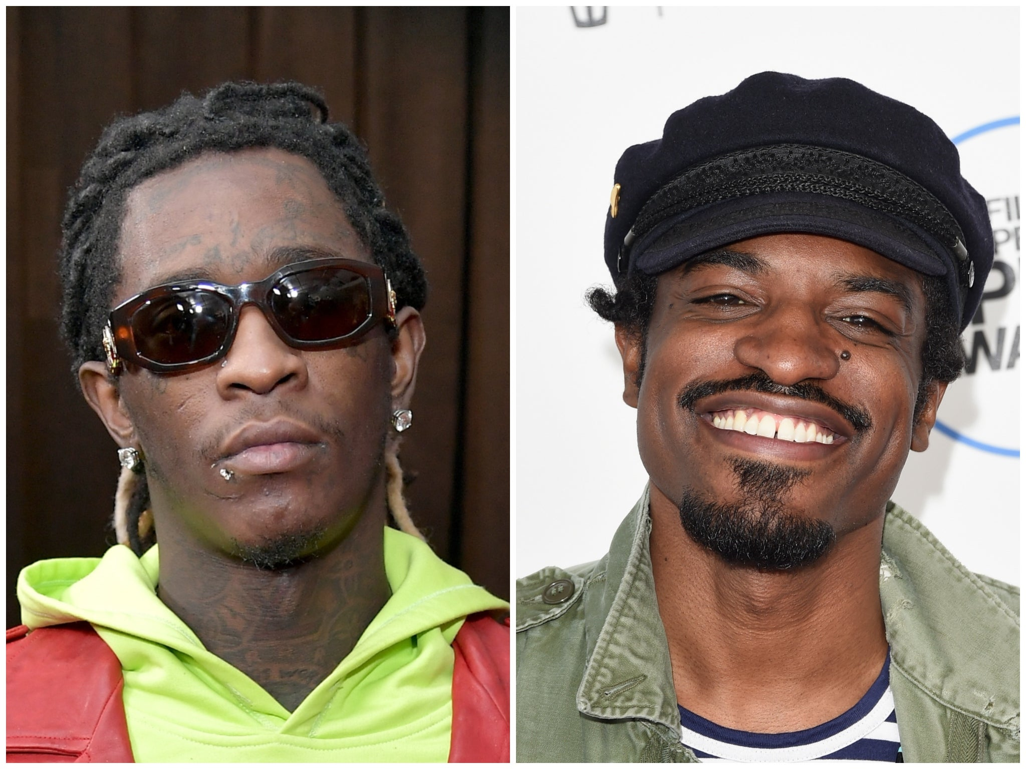 Young Thug criticises Andre 3000 – and hip-hop fans aren't happy - The Independent