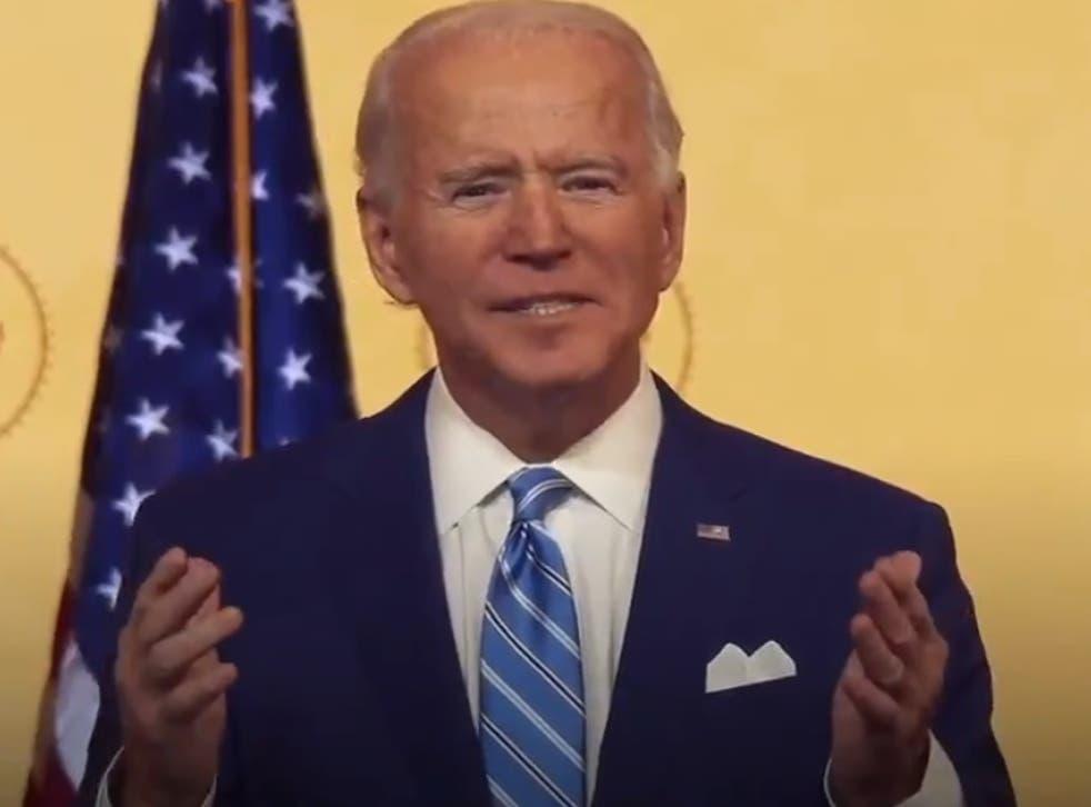 <p>La petición de Biden llega en un momento que el país reportó casi 200 mil nuevos casos de Covid</p>