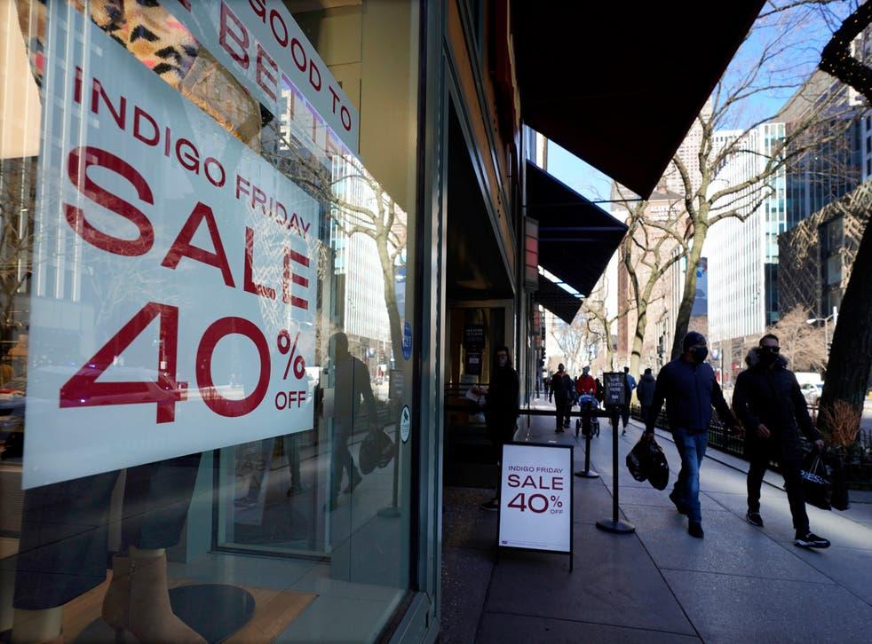 <p>Las ventas en línea aumentaron un 22% en relación al año pasado</p>