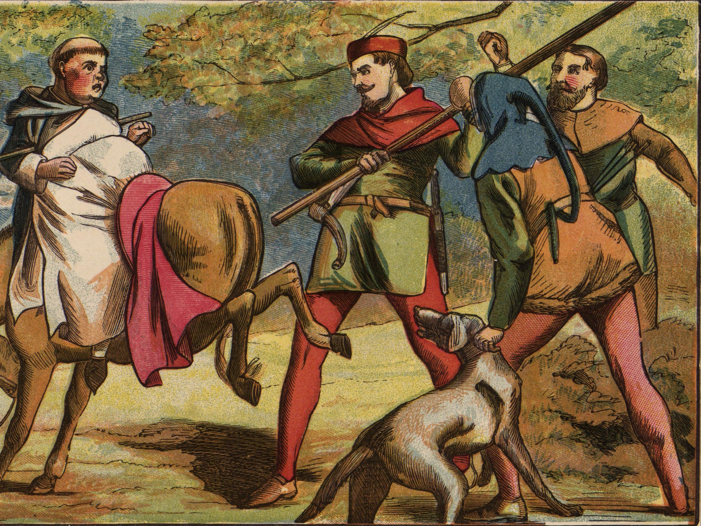 Was Robin Hood beheaded on the King's orders?
