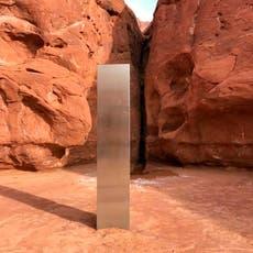 Fotógrafo revela lo que pasó con el monolito de Utah