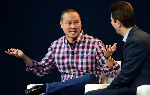 Zappos boss Tony Hsieh died from complications of smoke inhalation suffered during a house fire