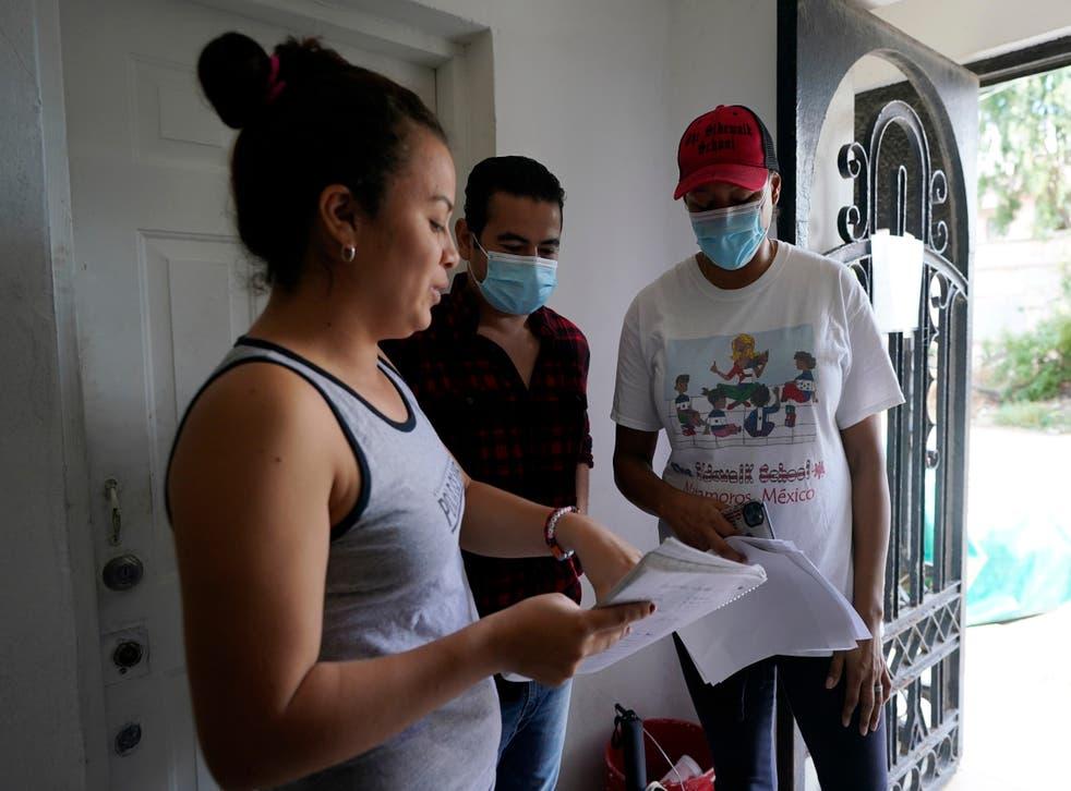 Virus Outbreak-One Good Thing-Asylum Seekers School