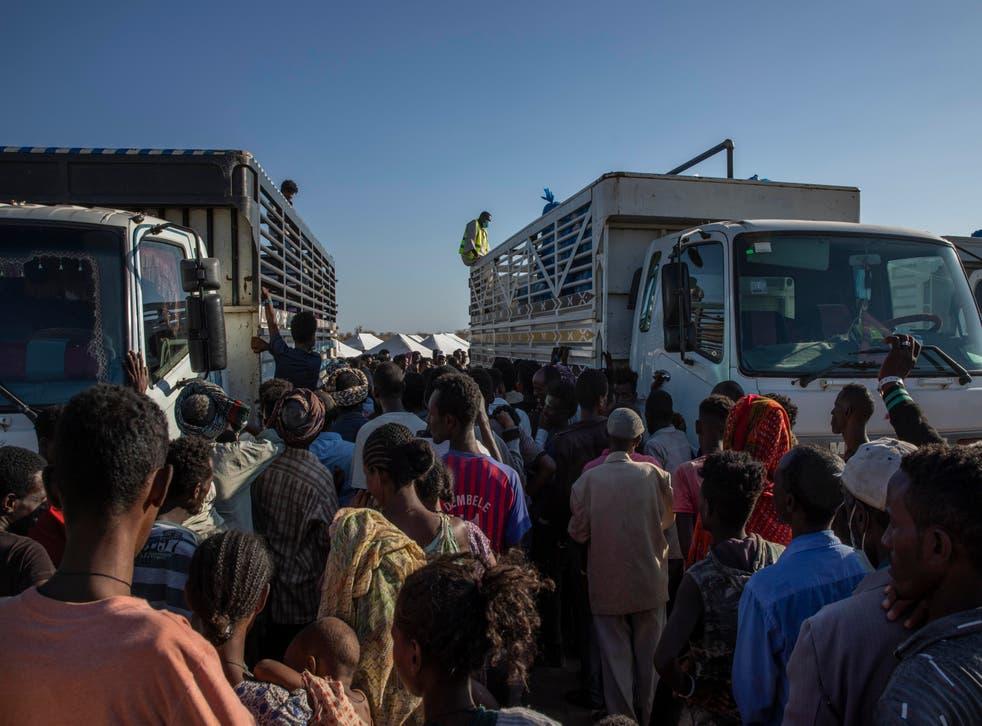 UN Humanitarian Needs
