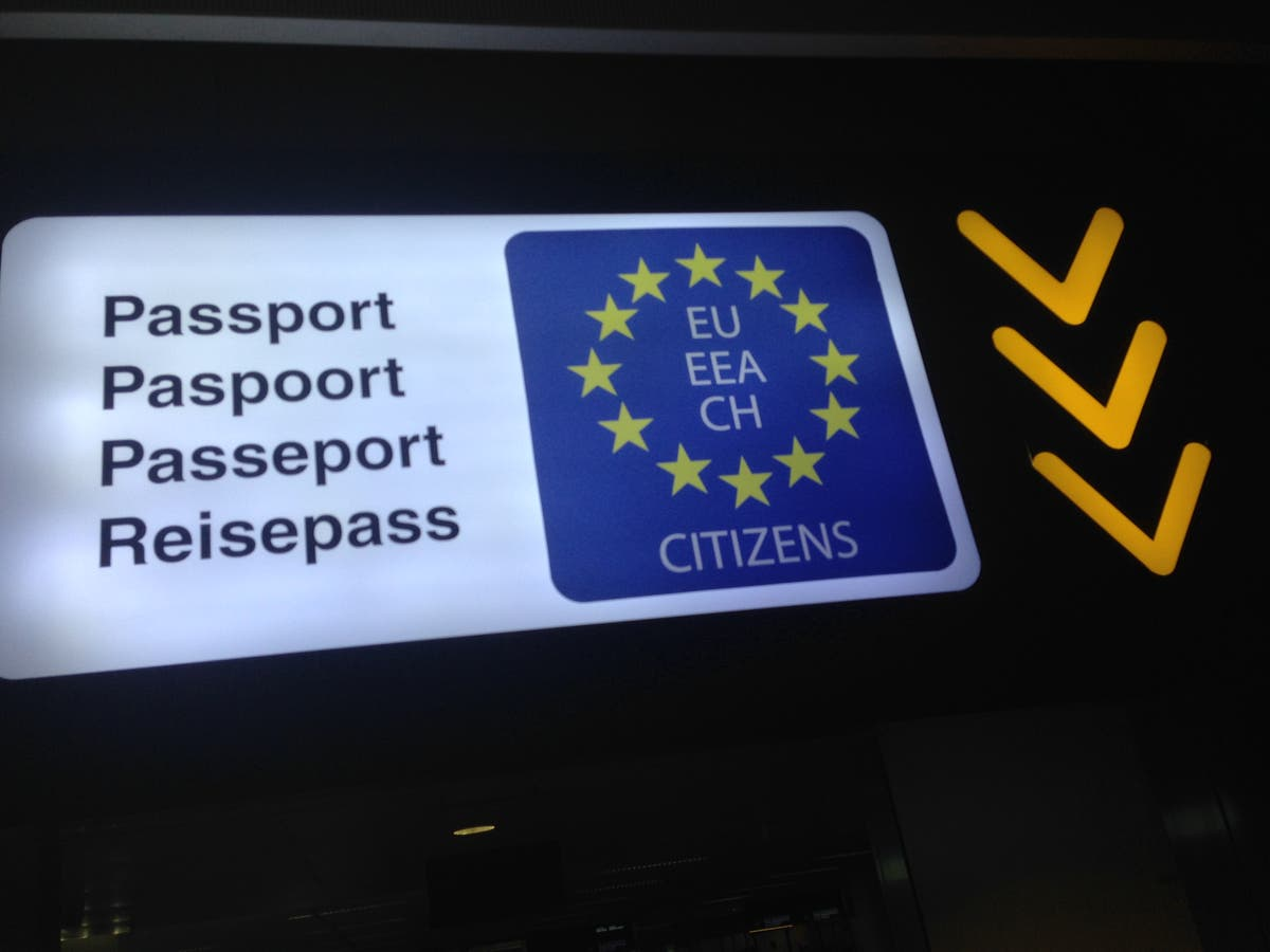 Only EU citizens who live in the UK will keep reciprocal health care after Brexit