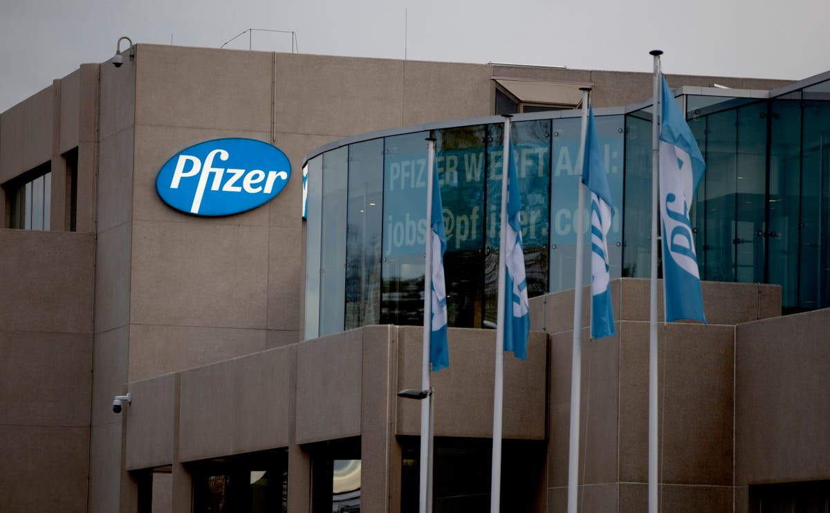 Pfizer given protection from legal action over coronavirus vaccine by UK government