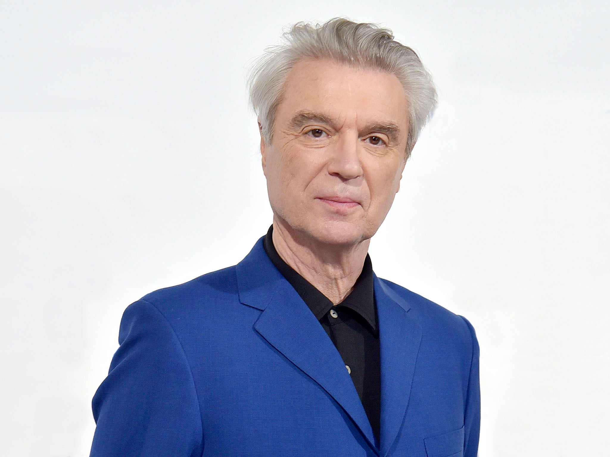 David Byrne: Trump was not a surprise. He is what he is`