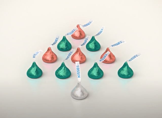Hershey's responds to criticism over its new Kisses holiday commercial