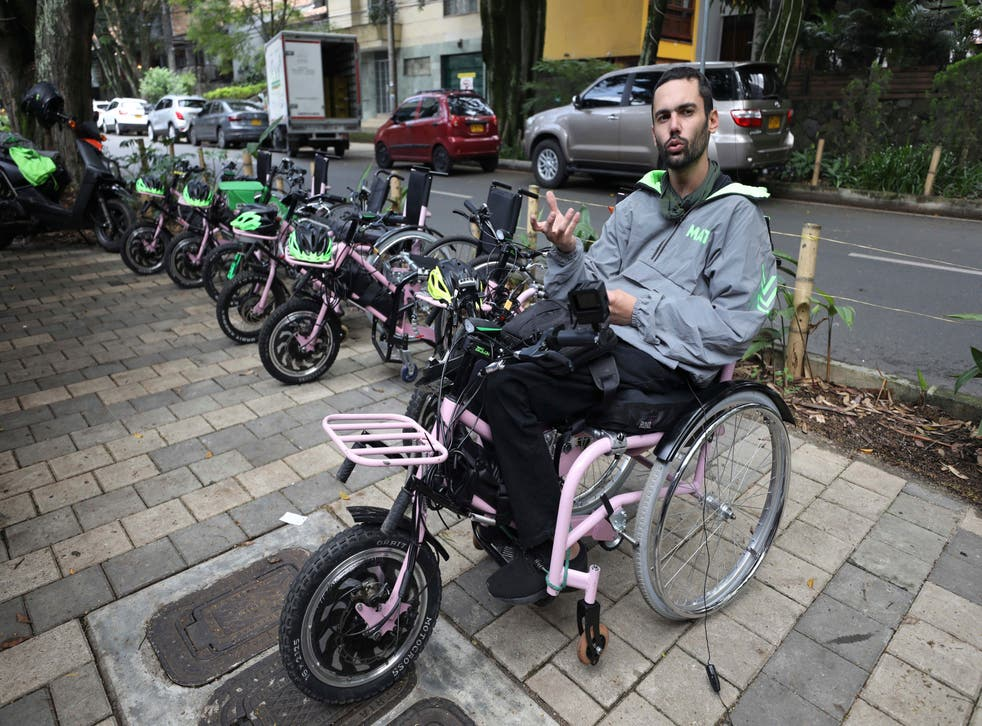 Colombia Electric Wheelchair Tours