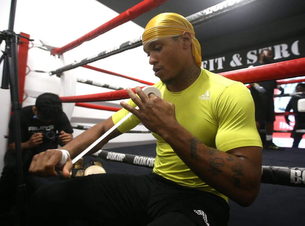 <p>Anthony Yarde has a record of 20-1 (19 KOs)</p>