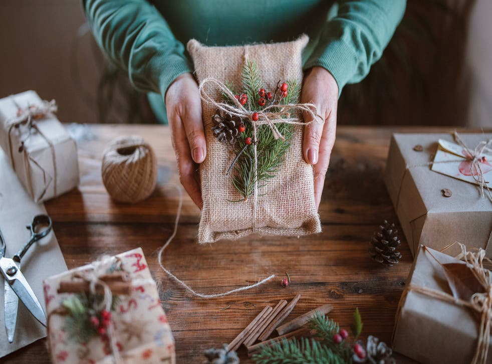 <p>This Christmas go easy on the non-recyclable packaging</p>
